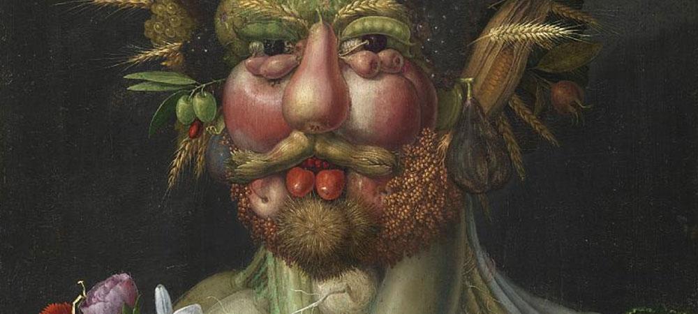 Джузеппе Арчимбольдо  - предтеча сюрреализма