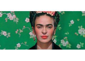 Фрида Кало - женщина, которая вызывает восхищение!