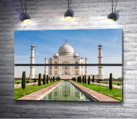 Мечеть Тадж-Махал в Индии