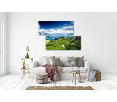 Панорама с горы Фесекарп. Питер Фей