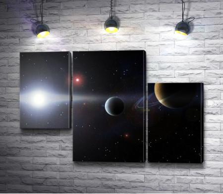 Планеты в открытом космосе