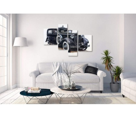 Ретро авто Praga Alfa