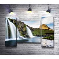 Завораживающие водопады Исландии