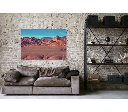 Горное плато Ла-Пуна. Северная Аргентина