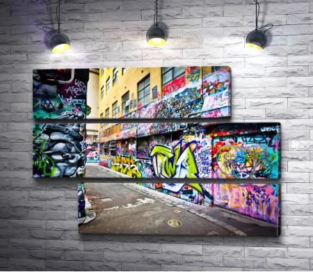 Мельбурнский Стрит-Арт