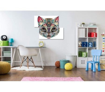 Абстрактный кот