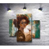 Лилия Кулианионак - Портрет женщины