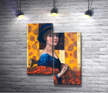 Лилия Кулианионак - Дама в шляпе