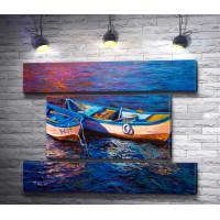 Две лодки на воде