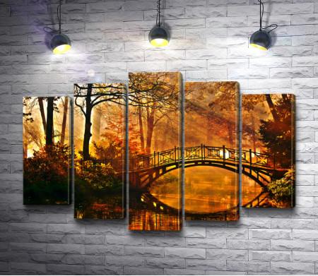 Осенний мост