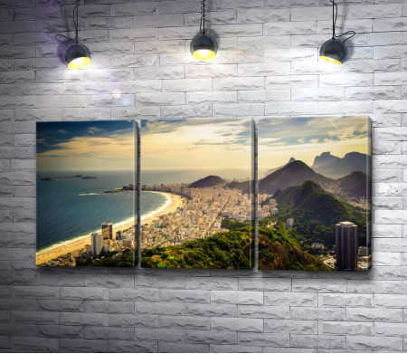 Берег Рио-де-Жанейро