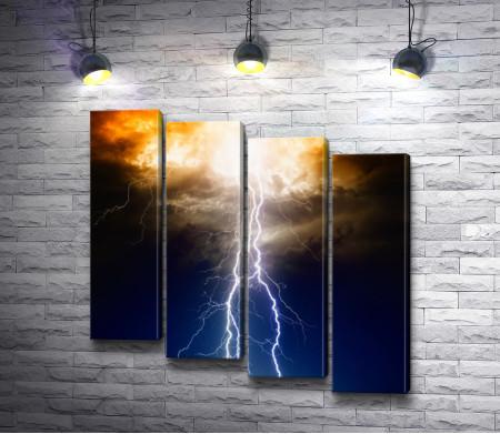 Сила молнии
