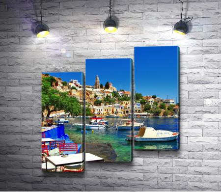 Волшебный остров Родос, Греция