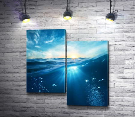 Вода и воздух