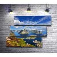 Красота  Лофотенских островов