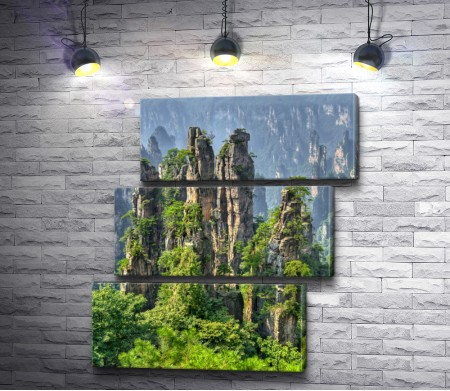 Вершины Чжанцзяцзе