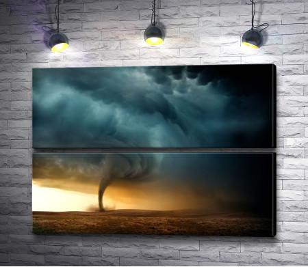 Сила торнадо