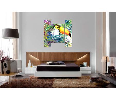 Радужный тукан