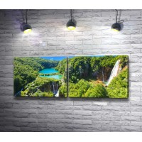 Плитвицкие озера и водопады, Хорватия