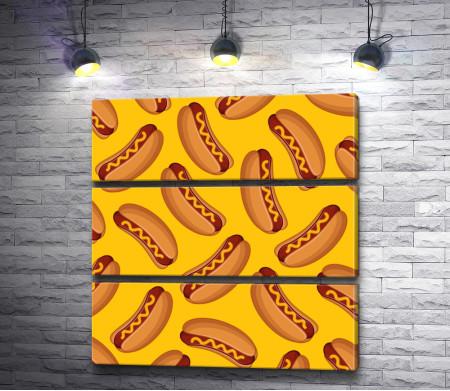 Аппетитные хот-доги