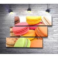 Французские пирожные макаронс