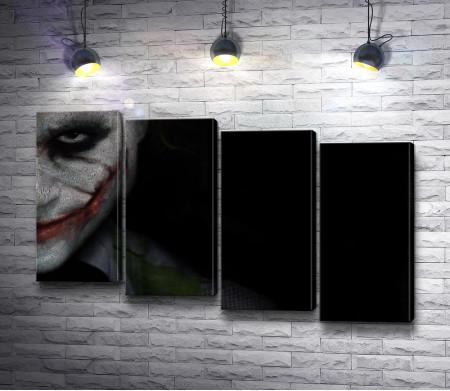 Джокер и его улыбка