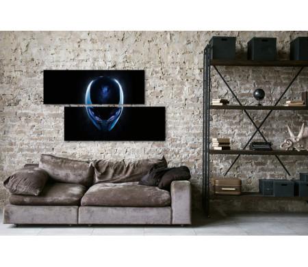 Логотип компании Alienware