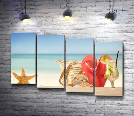 Пляжная атмосфера