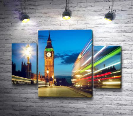 Яркие огни Лондона