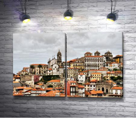 Португальские крыши. Порту