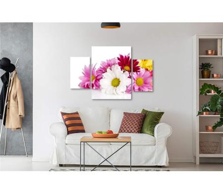 Осенние хризантемы