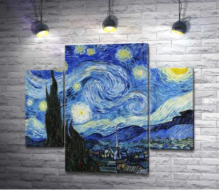 """Винсент Ван Гог """"Звездная ночь"""""""