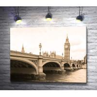 Лондонский мост и Биг-Бен