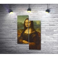 "Леонардо да Винчи ""Мона Лиза"" (Джоконда)"