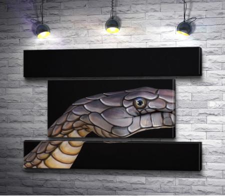 Креативная рука-змея