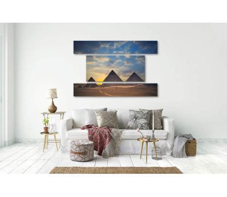 Пирамиды Гизы,  Египет