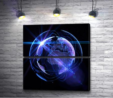 Виртуальный глобус 3D