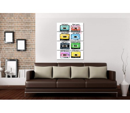 Музыкальные кассеты