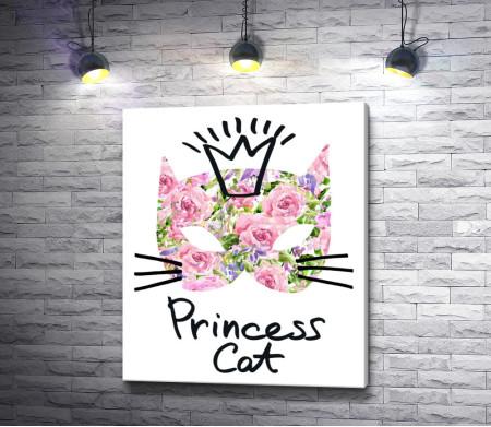 Кошка-принцесса