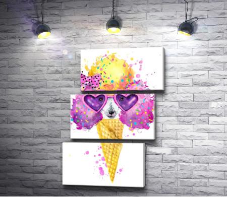 Собака-мороженое
