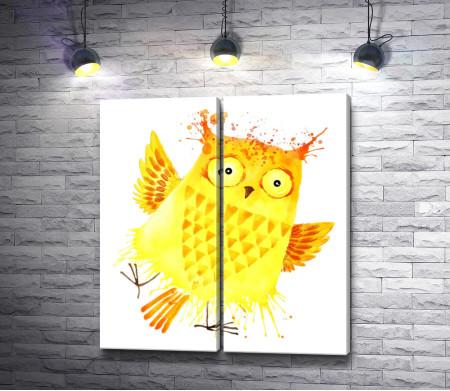 Танцующая сова