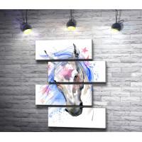 Лошадь и звездные мечты