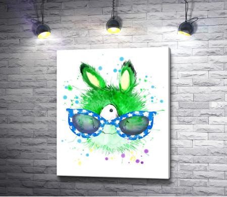Монстр-кролик и очки