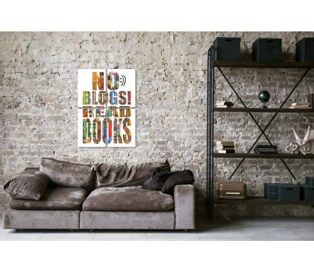Нет блогерам! Читай книги!
