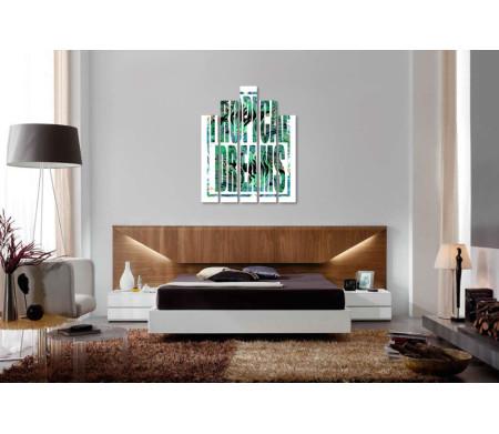 """Постер """"Tropical Dreams"""""""