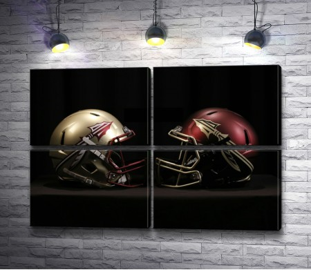 Два шлема в темноте