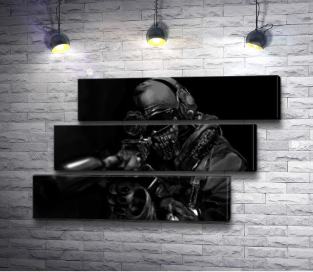 Персонаж игры Call of Duty
