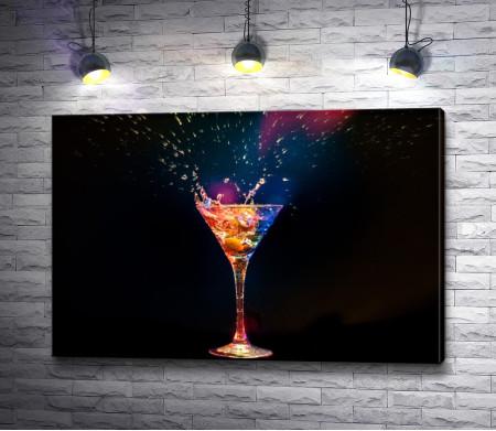 Радужный коктейль