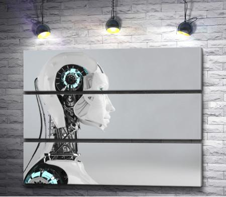 Человек робот
