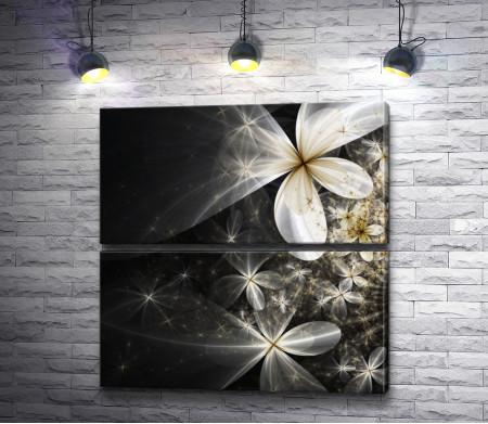 Звездные лилии